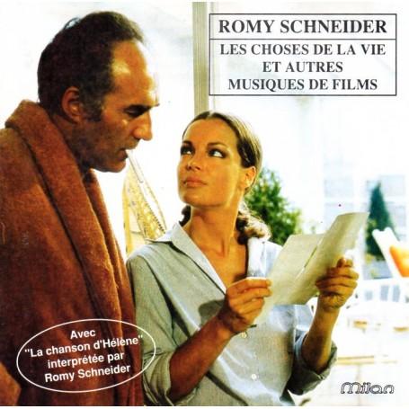 LES PLUS BELLES MUSIQUES DES FILMS DE ROMY SCHNEIDER