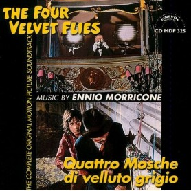 QUATTRO MOSCHE DI VELLUTO GRIGIO (THE FOUR VELVET FLIES)