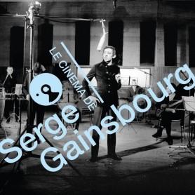 LE CINÉMA DE SERGE GAINSBOURG (LP)