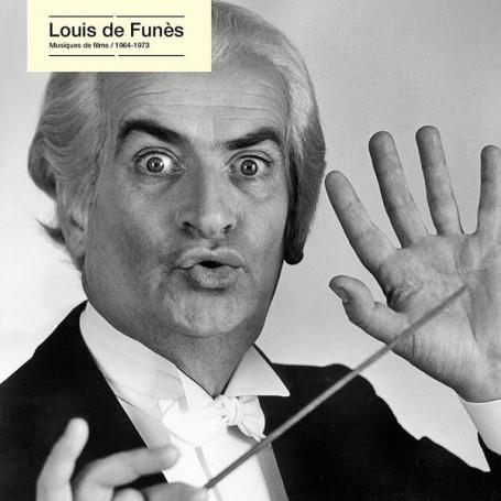 LOUIS DE FUNÈS: MUSIQUES DE FILMS (1964-1973) (LP)