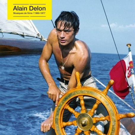 LE CINÉMA D'ALAIN DELON (LP)