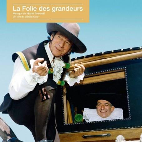 LA FOLIE DES GRANDEURS (LP)