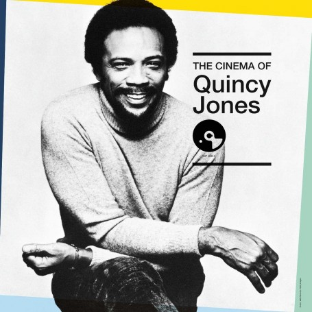 THE CINEMA OF QUINCY JONES (LP)