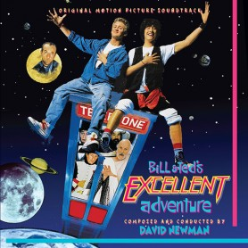BILL & TED'S EXCELLENT ADVENTURE (REISSUE)