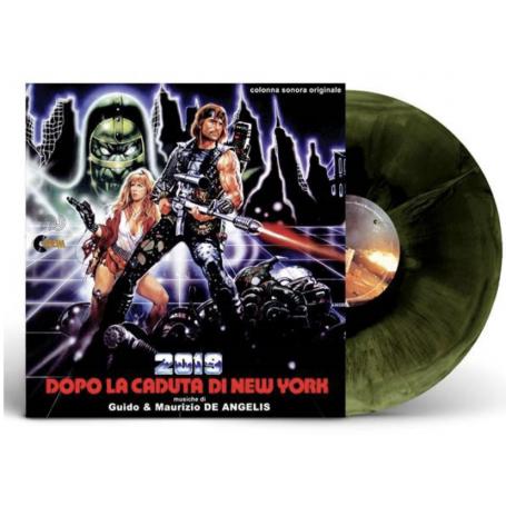 2019 DOPO LA CADUTA DI NEW YORK (LP COLOURED)