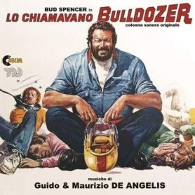 LO CHIAMAVANO BULLDOZER (LP 180GR COLOURED)