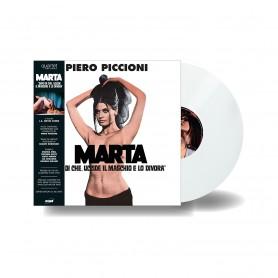 MARTA (...DOPO DI CHE, UCCIDE IL MASCHIO E LO DIVORA) (LP)