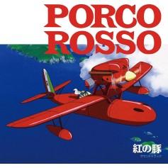 PORCO ROSSO (LP)