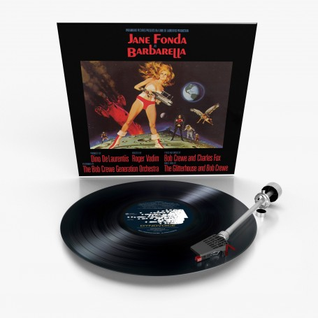 BARBARELLA (LP)