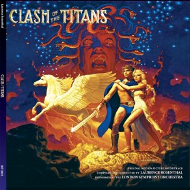 CLASH OF THE TITANS (2xLP)