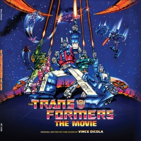 TRANSFORMERS: THE MOVIE (2xLP)