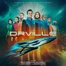 THE ORVILLE (SEASON 1) (2xLP)