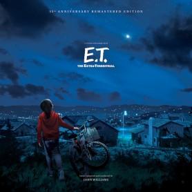 E.T. THE EXTRA TERRESTRIAL (2xLP)