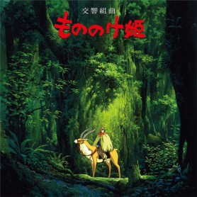 PRINCESSE MONONOKE (SYMPHONIC SUITE) (LP)
