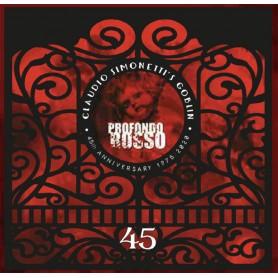 PROFONDO ROSSO (45TH ANNIVERSARY EDITION)