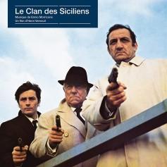 LE CLAN DES SICILIENS (LP)