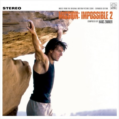 MISSION: IMPOSSIBLE 2 (EXPANDED) (2xLP)