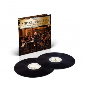 JOHN WILLIAMS IN VIENNA (2xLP)