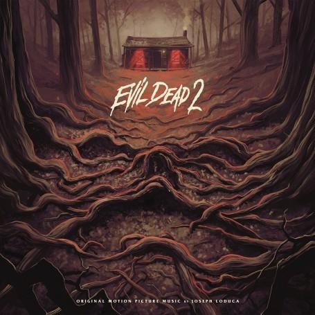 EVIL DEAD 2 (LP)