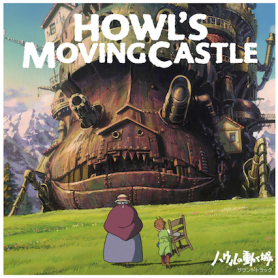 HOWL'S MOVING CASTLE (2xLP)
