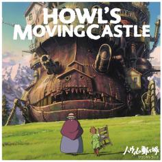 HOWL'S MOVING CASTLE (2xLP)