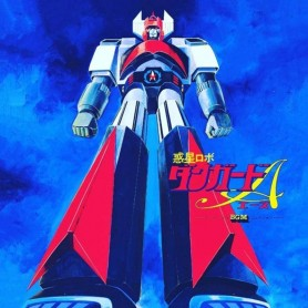 PLANET ROBOT DANGUARD ACE TV BGM COLLECTION (LP)
