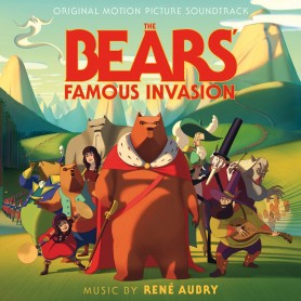 THE BEARS' FAMOUS INVASION (LP)