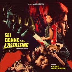 SEI DONNE PER L'ASSASSINO (LP)