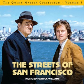 THE QUINN MARTIN COLLECTION VOLUME 3: THE STREETS OF SAN FRANCISCO