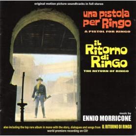 UNA PISTOLA PER RINGO / IL RITORNO DI RINGO