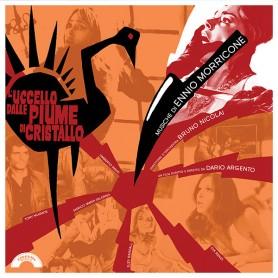 L'UCCELLO DALLE PIUME DI CRISTALLO (LP)