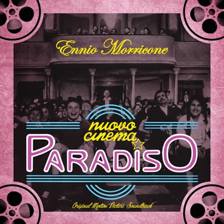 NUOVO CINEMA PARADISO (LP)