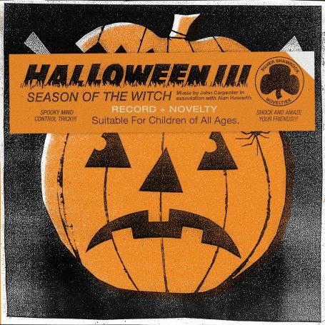 HALLOWEEN 3: SEASON OF THE WITCH (GREEN VINYL) (LP)