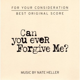 CAN YOU EVER FORGIVE ME? (FOR YOUR CONSIDERATION)