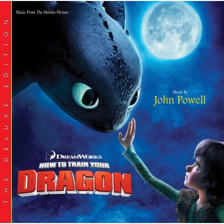 HOW TO TRAIN YOUR DRAGON (DELUXE EDITION)